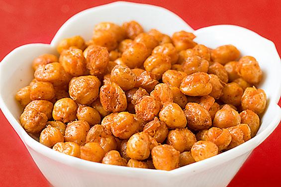 Recipe: Crispy, Crunchy Chickpeas
